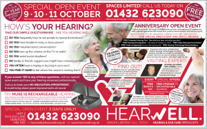 HearWell Hear Experts Hereford